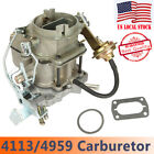 BRAND NEW CARBURETOR REPLACEMENT FOR CHRYSLER 318 ENGINE PLYMOUTH DODGE 2 BARREL