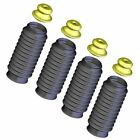 KYB Shock and Strut Boots Set of 4 Front & Rear New for Chevy SET-KYSB103