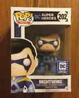 Funko Pop Teen Titans NIGHTWING DC Legion of Collectors Exclusive New in Box !!