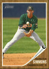 2011 Topps Heritage Minors Minor League Baseball Card - Choose Your Card