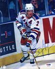 Brian Leetch Cards, Rookie Cards and Autographed Memorabilia Guide 32