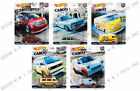 HOT WHEELS 2018 CAR CULTURE CARGO CARRIERS SET OF 5 CARS B CASE PRE ORDER