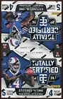(3) 2014 PANINI TOTALLY CERTIFIED FOOTBALL SEALED HOBBY BOX LOT sp rc auto relic