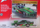 Pontiac Firebird Drag Race Car PAT MUSI OUTLAW STOCK Johnny Lightning Car LE HT