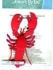 Jolees By You LOBSTER dimensional scrapbooking stickers