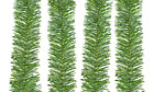 Tinsel Christmas Party Holiday Festival Garland Brush Made in the USA 25FT