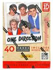 2013 Panini One Direction 4-Pack Value Box (40 Cards) (Lot of 10) $99 VALUE