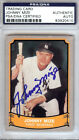 Johnny Mize Autographed Signed 1989 Pacific Card #180 New York Yankees PSA DNA