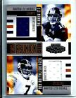 2005 Playoff Honors Dual Used Jersey Ben Roethlisberger Eli Manning D# 127 150