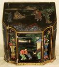 Mid to Late 1800's Chinoiserie Letter Box