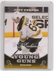 2010-11 Upper Deck Series 1 Jeff Penner UD Exclusives High Gloss Insert Card 10