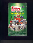 2012 Topps Mini Baseball Box Trout, Harper, Darvish, Mantle, Jeter, Altuve