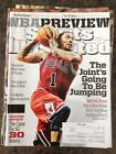 Rose Becomes First Bulls Star to Appear On Sports Illustrated Cover Since Jordan 11