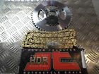 KEEWAY TXM TX 125 SUPERMOTO UPGRADE CHAIN SPROCKET KIT IMPROVES TOP END SPEED