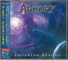 ARMORY-EMPYREAN REALMS-JAPAN CD BONUS TRACK F75