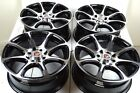 15 Wheels Elantra Sonata Cabrio Prius C Civic Galant Reno MR2 4x100 4x1143 Rims