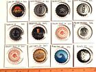 28 Micro Craft Brewery Bottle Caps Collection Lot UNUSED