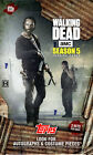 2016 TOPPS THE WALKING DEAD SEASON 5 TRADING CARD HOBBY BOX FACTORY SEALED NEW