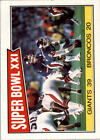 1987 Topps Football Card Pick