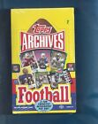 2013 TOPPS ARCHIVES FOOTBALL HOBBY BOX 2 FAN FAVORITES AUTOGRAPH PER BOX