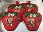 Strawberry Shortcake Lot of 4 Pot Holders 1980