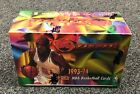 1993-94 Topps Finest Hi-Tech Basketball Unopened Sealed Box w 24 Packs Auction 2