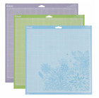 Cricut Tools Accessories Variety 3 pack Adhesive Cutting Mat 12 x 12 2002217