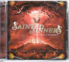 SAINTED SINNERS - BACK WITH A VENGEANCE CD NEW & SEALED 2018