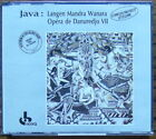 JAVA Langen Mandra Wanara Opera by Danuredjo VII 2 CD Box Set (1987)