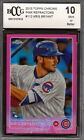Kris Bryant Rookie Card Gallery and Checklist 25