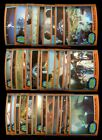 1977 TOPPS STAR WARS SERIES 5 PARTIAL SET OF 38 66 MINT *80532