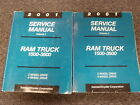 2001 Dodge Ram 2500 3500 Diesel Pickup Truck Shop Service Repair Manual 5.9L