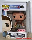 FUNKO POP GAMES UNCHARTED 4 NATHAN DRAKE #88 TARGET EXC Vinyl Figure IN STOCK