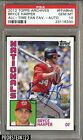 2012 Topps Archives All Time Favorites Bryce Harper RC Rookie AUTO PSA 10