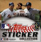 2011 TOPPS STICKER COLLECTION BASEBALL HOBBY BOX FACTORY SEALED NEW 50 PACKS PER