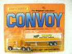 AC MATCHBOX CONVOY CY5 PETERBILT COVENTIONAL COVERED