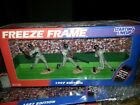 1998 Starting Lineup SLU FRANK THOMAS Chicago White Sox FREEZE FRAME 3 Figures !