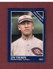 Jim Thorpe Cards and Autograph Guide 32