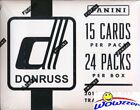 15 16 Panini Donruss Basketball HUGE 24 Pack Factory Sealed FAT PACK Box-360 Crd