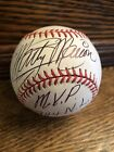 Marty Marion Signed Official NL Baseball 1944 MVP St Louis Cardinals Very Nice