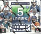 2016 Contenders Factory Sealed Football Hobby Box Carson Wenrz AUTO RC ??