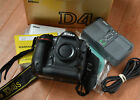 Nikon D D4S 162MP Digital SLR Camera Black w Box USED CLEAN USA version