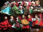 lot of 11 Madame Alexander 8 dolls