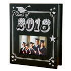 Class of 2018 Memories Keepsake Tassel  Diploma Holder Box by Collections Etc