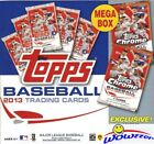 2013 Topps Baseball Factory Sealed Holiday MEGA Box+EXCLUSIVE CHROME UPDATE !!