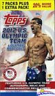 2012 Topps USA Olympics Factory Sealed Box- Look for Michael Phelps Autograph !