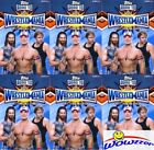 (40) 2017 Topps WWE Road to Wrestlemania EXCLUSIVE HUGE HANGER Box-1,680 Cards!