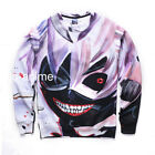 Tokyo Ghoul Anime Costume Hoodie Sweate man woman Jacket multi color  Sweatshirt