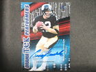 Terry Bradshaw 2015 Topps Tek Performers Autograph Pittsburgh Steelers #DTB-TBR