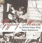 SABAN BAJRAMOVIC - GYPSY MUSIC BY SERBIAN GYPSY KING USED - VERY GOOD CD
